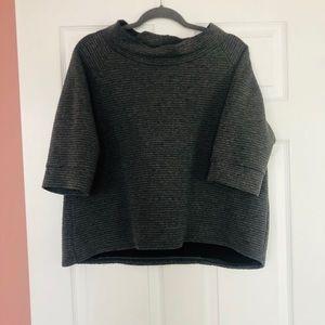 Sweaters - Oversized blouse/sweater
